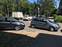 Автохамы на ул. Руднева, Фото: 3