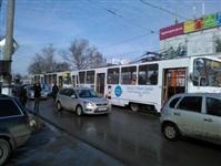 ДТП с участием двух трамваев. , Фото: 4