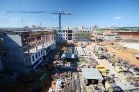 Строительство суворовского училища. 6 июля 2016 года, Фото: 12