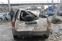 Взрыв баллона с газом на Алексинском шоссе. 26 декабря 2013, Фото: 15