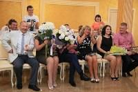 День семьи, любви и верности во Дворце бракосочетания. 8 июля 2015, Фото: 16