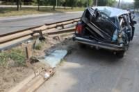 На Рязанке столкнулись две легковушки и грузовик, Фото: 7