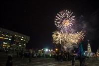 Фейерверк в честь 75-летия обороны Тулы, Фото: 11
