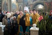 Рождественское богослужение в Успенском соборе. 7.01.2016, Фото: 26