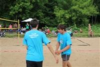 III этап Открытого первенства области по пляжному волейболу среди мужчин, ЦПКиО, 23 июля 2013, Фото: 17