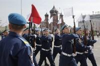 Генеральная репетиция парада Победы в Туле, Фото: 45