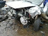 В страшном ДТП под Тулой погибли два человека, Фото: 2