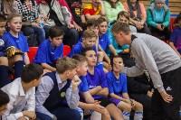 """Мастер-класс молодежки """"Арсенала"""" в Щёкино, Фото: 36"""