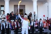 Эстафета Олимпийского огня. Ясная Поляна, Фото: 12