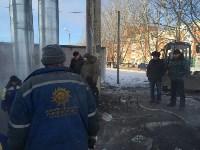 На трубопроводе Новомосковской ГРЭС произошла поломка, Фото: 3