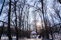 Морозное утро в Платоновском парке, Фото: 2