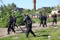 Демонтаж незаконных цыганских домов в Плеханово и Хрущево, Фото: 69