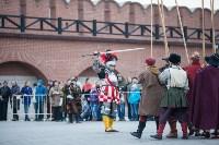 Средневековые маневры в Тульском кремле. 24 октября 2015, Фото: 43