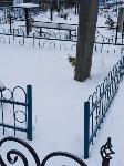 Кто устроил беспредел на кладбище Горняк, Фото: 13