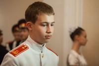 В колонном зале Дома дворянского собрания в Туле прошел областной кадетский бал, Фото: 40