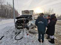 В Туле водитель бетономешалки и военные потушили горящую на трассе ГАЗель, Фото: 8