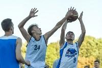 В Центральном парке Тулы определили лучших баскетболистов, Фото: 98