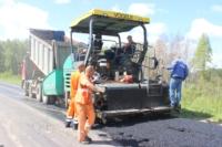 Строительство дороги Ясногорск-Ревякино. 26.06.2014, Фото: 14