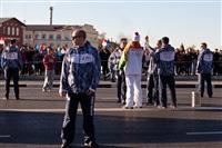 Второй этап эстафеты олимпийского огня: Зареченский район, Фото: 77