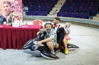 Пресс-конференция в Тульском цирке, Фото: 10