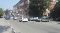 Авария на Мясново с автоцистерной, Фото: 2