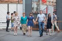 В Туле впервые прошел спектакль-читка «Девять писем» по новелле Марины Цветаевой, Фото: 17