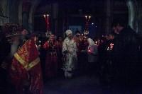 Пасхальная служба в Успенском кафедральном соборе. 11.04.2015, Фото: 23