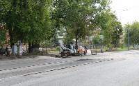 Ремонт улицы Оборонной в Туле, Фото: 2