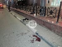 На ул. Мосина в Туле разбился мотоциклист, Фото: 3