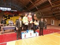 Чемпионат и первенство области по легкой атлетике. 24 декабря 2013, Фото: 17