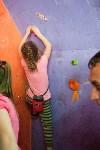 Соревнования на скалодроме среди детей, Фото: 19