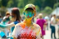 В Туле прошел фестиваль красок и летнего настроения, Фото: 37