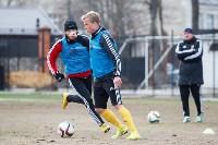 Тульский «Арсенал» начал подготовку к игре с «Амкаром»., Фото: 64