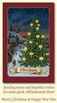 Старинные рождественские открытки, Фото: 21