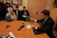 Встреча с губернатором. Узловая. 14 ноября 2013, Фото: 4