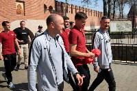 """Футболисты и тренеры """"Спартака"""" гуляют по Туле, Фото: 10"""
