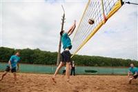 Пляжный волейбол в парке, Фото: 18