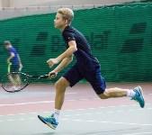 Новогоднее первенство Тульской области по теннису, Фото: 41