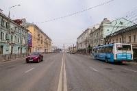 В Туле продолжается масштабная дезинфекция улиц, Фото: 10