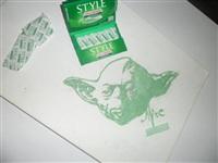 Йода, жевачка, Фото: 2