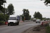Открытие двустороннего движения по Узловскому путепроводу, Фото: 17