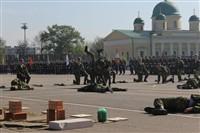 Военный парад в Туле, Фото: 40