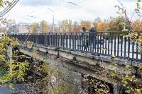 Орловский путепровод в Туле. Октябрь 2019, Фото: 1
