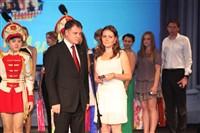 Владимир Груздев поздравил тульских выпускников-медалистов, Фото: 68