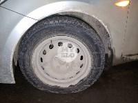 В Туле у трамвая отвалилось колесо и в него врезалась легковушка, Фото: 7