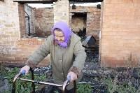 Погорельцы из деревни Пушкарская Слобода, Фото: 20