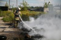 Пожар в гаражном кооперативе №17, Фото: 44