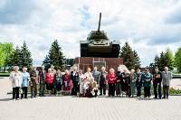 Экскурсия в прошлое: военно-исторический тур для ветеранов, Фото: 60