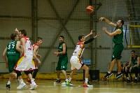 Тульские баскетболисты «Арсенала» обыграли черкесский «Эльбрус», Фото: 24