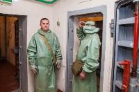 Учения МЧС в убежище ЦКБА, Фото: 28
